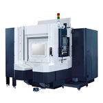 5-axis grinding machine / for turbine blades / workpiece / CNC
