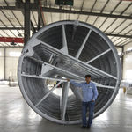 tube winding machine