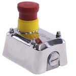 emergency stop push-button switch