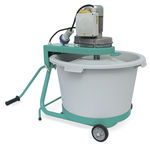 paddle mixer / batch / solid / for concrete