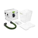 air pre-filter / bag / suction / cyclone