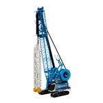 multifunction drilling rig / crawler / rotary / hydraulic