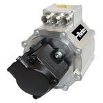 hydraulic pump with electric motor / axial piston / gear / rotary vane