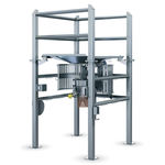 powder materials handling system / industrial