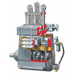 reciprocating pump / for gas / oil / for chemicals