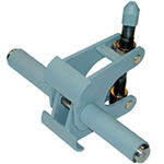 manual clamping unit