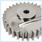 straight-toothed gear wheel