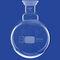 Kjeldahl flask / glass / for laboratories