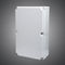 screw cover enclosure / wall-mount / rectangular / ABS