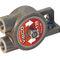 pneumatic vibrator / for hoppers / turbine