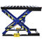 lift table for the textile industry / scissor / foot-operated / pneumatic