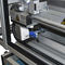 fabric cut-to-length cutting line / for steel / automatic