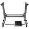 steel sewing machine stand / adjustable