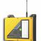 radio receiver / for radio remote control / for construction sites / AC and DC applications