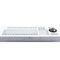 panel-mount keyboard / 105-key / with trackball / short-travel