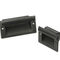 recessed handle / door / plastic / ergonomic