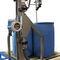 liquid filling machine / drum / semi-automatic / with mass flow meter