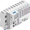 remote I/O system / digital / EtherNet/IP / EtherCAT