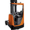 electric reach truck / side-facing seated / indoor / exterior