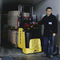 electric pallet truck / vehicle loading / for warehouses / unloading