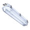 ceiling-mounted lighting / fluorescent tube / for shops / for storage hall