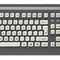 panel-mount keyboard / with mechanical keys / 105-key / without pointing device