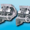 one-way roller clutch / full-face / with internal bearings