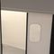 swing door / polyethylene / polycarbonate / for cold storage
