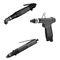 straight pneumatic screwdriver / torque limiter
