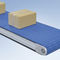 modular belt conveyor / for the food industry / for boxes / horizontal