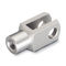 steel clevis / aluminum / stainless steel