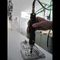 pneumatic drill / vertical / straight