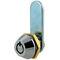 cam latch / key lock / brass / stainless steel