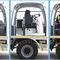 concrete mixer truck / for underground mining / diesel