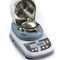moisture analysis scale / with LCD display / with serial interface / with external calibration weight