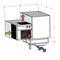 monobloc refrigeration unit / ceiling