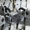 mechanical clamp / swing / compact / machining