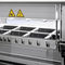 linear array tray sealer / automatic / for the food industry / high-speed