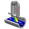 UWB Doppler radar flow meter