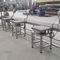 roller conveyor / for the food industry / for the pharmaceutical industry / construction