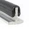 PVC profile / metal / protection