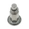 stainless steel indexing plunger / lockable