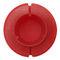 pipe end plug / round / non-threaded / low-density polyethylene (LDPE)