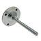machine foot / galvanized steel / adjustable / for heavy loads