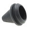 rubber cable grommet / PVC / blanked