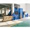 horizontal baling press