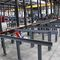 automatic punching machine / servo-electric / for metal sheets / shearing