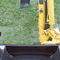 rigid backhoe loader