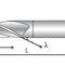 ball nose milling cutter