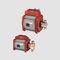 chemical pump / air-driven / piston / industrial